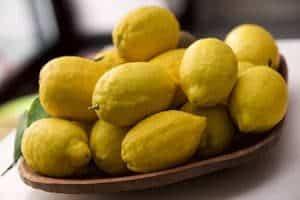 Zitronen für die Gesundheit